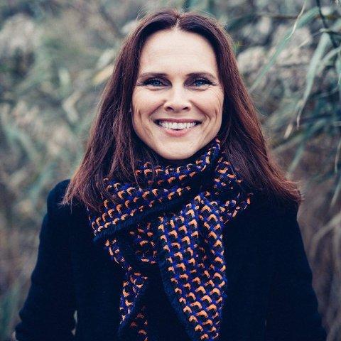 VOKALIST: Anne Hilde Grøv skal synge sammen med Bagn og Begnadalen musikkorps på lørdag.