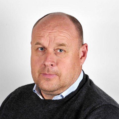 Ny kommunalsjef: Morten Johan Johansen kjem frå jobb som teknisk sjef i Ny-Ålesund på Svalbard, men kjenner også Vang frå tidlegare oppdrag på Filefjell og som tidlegare hytteeigar i kommunen.
