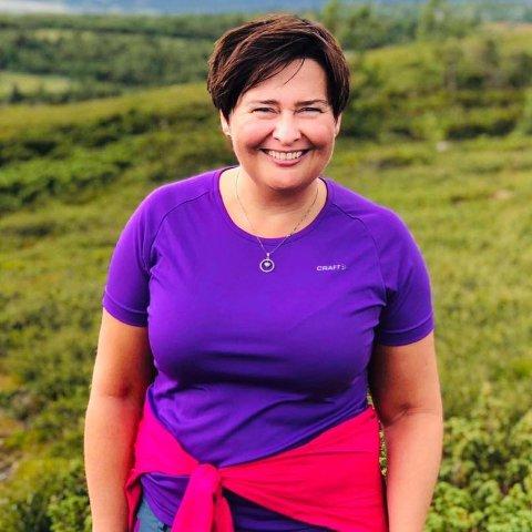 NY JOBB: Ann Iren Jarstadmarken tiltrer som rektor på Rogne skule 1. august 2021.