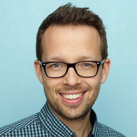 Benjamin Myklebust Rød, leder i Vestfold klima- og energiforum