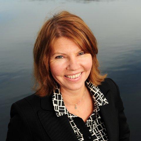 Administrerende direktør Anne Berg Behring.
