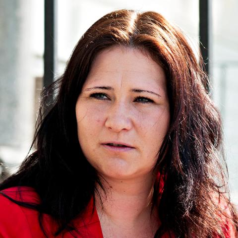 Lena Reitan., regionkontorleder i Handel og Kontor.