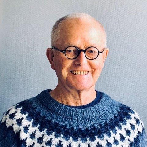 Amund Spangen får Røros kommunes kulturpris.
