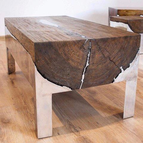 Da Irmelin Urdal  kjøpte bordet ante hun lite om hva det ville bli verdt