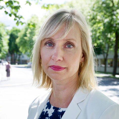 SAMBOERGARANTI: Drammen Frp og Hilde Hovengen fremmer forslag om samboergaranti på eldrehjem i Drammen.