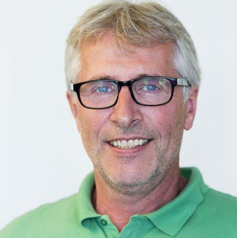 GLDER SEG: Ole Petter Finnes gleder seg til å komme tilbake på gamle trakter for å gjøre en innsats for næringsutvikling i Elverum.