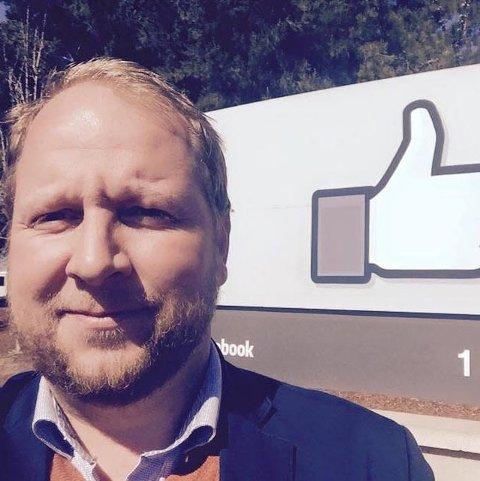 Styreleder Jørgen Schrøder Aanonsen har fått overskudd i Gamlebyen festivaldrift.