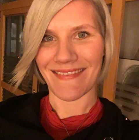 Torhild Farstadberg i organisasjonen Harstad 20-40.