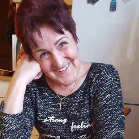 REAGERER: Aina Kristin Eklund Rødtang er i frivillig karantene. Med svekket immunforsvar seg hun ingen annen utvei. Foto: Privat