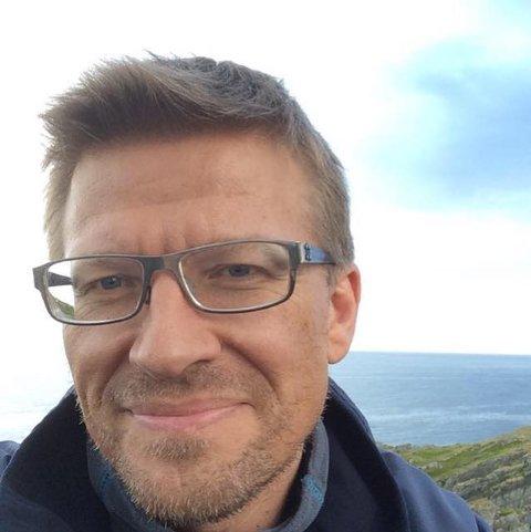 FØRST: Ørjan Jensen er den første bekreftede MDG-ordføreren noensinne, og kan ende som den eneste i Norge.