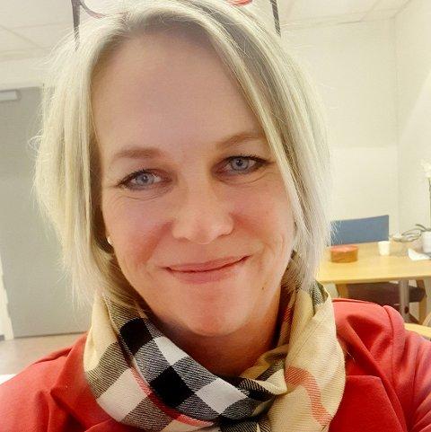 Om økonomi og prosjekter: Ordfører Elin Gran Weggesrud svarer Jarlsberg. Foto: Privat
