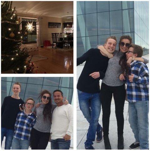 Charlen og familien håper noen har lyst å feire jul med dem.