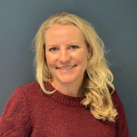 FIKK LEDERJOBBEN: Kjersti Olberg (41) har fått større lederoppgaver.