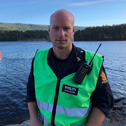 Pål Skjønhaug ledet redningsarbeidet. Foto: Geir Helge Skattebo (arkiv)