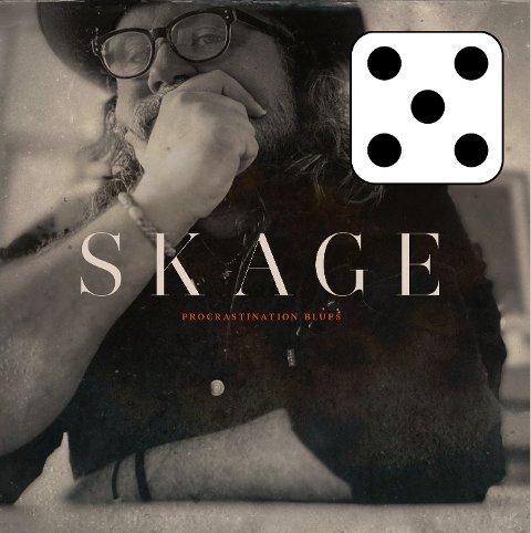 TERNING 5: Arne Skage har levert en strålende solodebut.