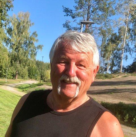 BRANDBU: – Jeg er Brandbu-patriot og har stor tro på prosjektet i Størenslunden, sier Kjell Arne Stubberud.
