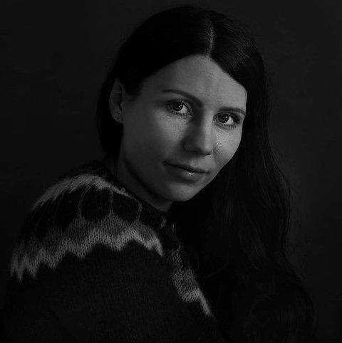ENDRER KURS: Anya Stensli Kolbjørnsen har i flere år jobbet som fotograf under navnet Kviitkrull.