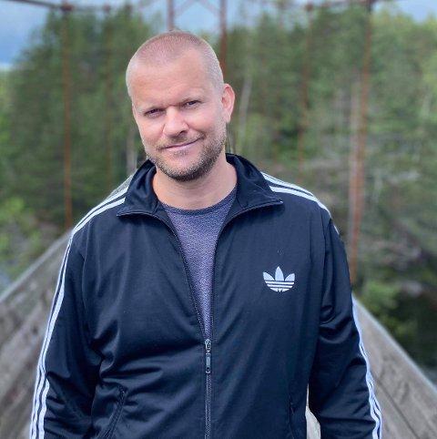 TØFFE DAGER: Hovedtillitsvalgt for Industri og energi i Deep Well, Kenneth Norum.