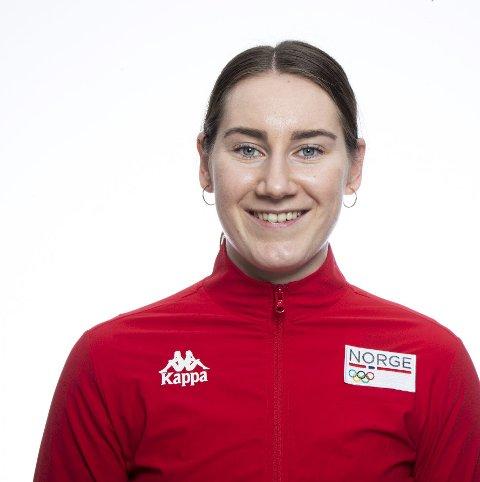 VANT: Ingvild Bakkerud og Norge vant generalprøven.