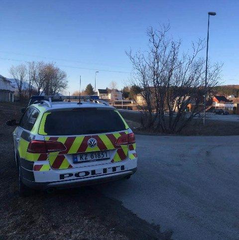 Fredag kveld ble åtte bilførere tatt for å ha brutt fartsgrensa