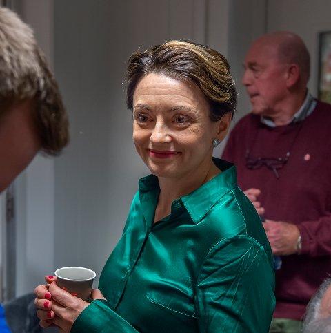 """IKKE ORDFØRER: Hege Eriksen sier det er godt at """"ordførerstriden"""" nå er avgjort. Hun trekker seg fra politikken i Vestre Toten etter valget."""