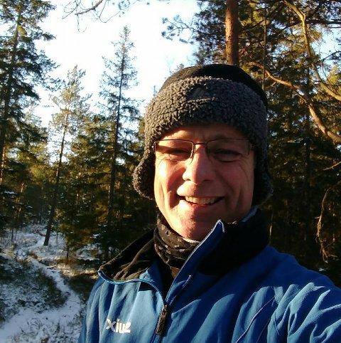 Morten Vedahl  er skolesjef i Rakkestad kommune