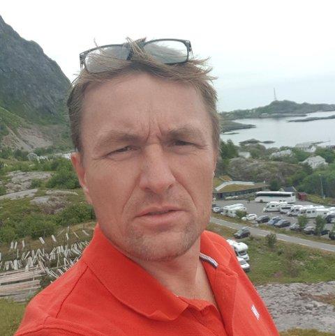 OPPGITT: Gert E Willumsen skjønner ikke myndighetenes prioriteringer og lover at han har tatt sitt valg. Foto: Privat