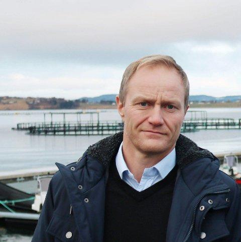 Geir Wenberg.