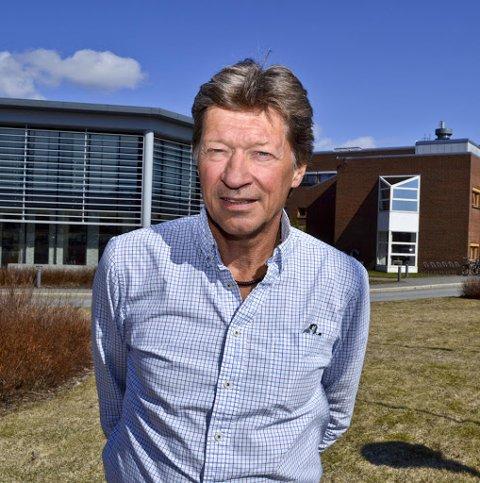 Styreleder Einar Lier Madsen i Bodø pensjonskasse vil ikke gi innsyn.