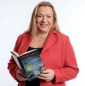 OM BARN: Kidnapping er tema i Myriam Halden Bjerklis debutroman.