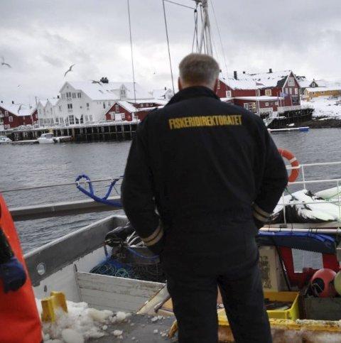 KONTROLL: Myndighetene setter nå inn flere tiltak for å få bukt med fiskefusket.