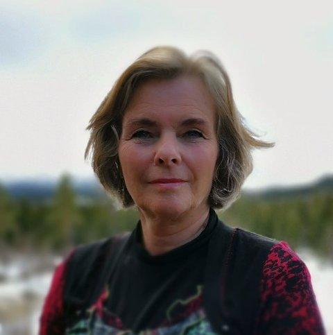 ENGASJERT: Sissel Jacobsen Bitustøyl fra Rjukan, tidligere samhandlingskoordinator for Vest-Telemarkkommunene,  engasjerer seg i sykehusdebatten.