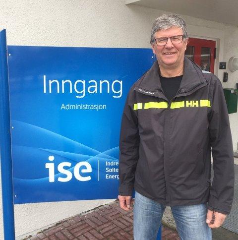 Ole Martin Pettersen ble ansatt som administrerende direktør i ISE i fjor sommer.