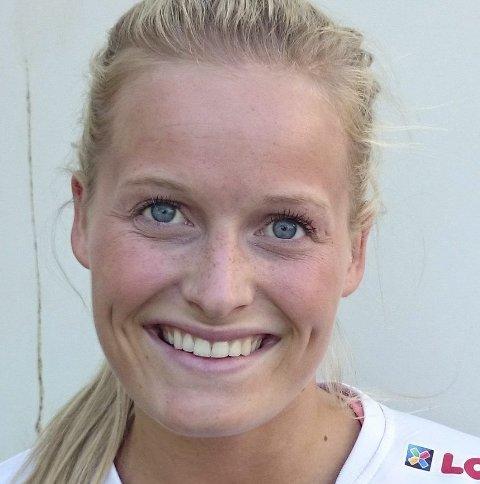 MED: Marit Røsberg Jacobsen.