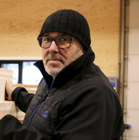 Steinar Løkken begynner i jobben som prosjektleiar i Vågå kommune 1.mai. I dag arbeider han i Nordplan.