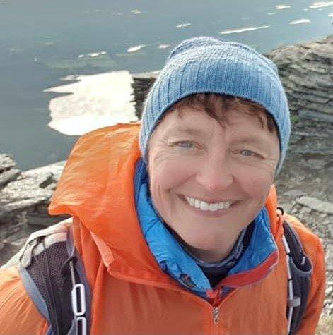 Agnete Ryeng har fått en helt nyopprettet stilling hos NordNorsk reiseliv. Foto: Privat