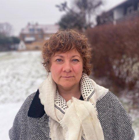 NY BARNEHAGE: Det er første gang det er oppdaget smitte i tilknytning til Langhus barnehage, forteller områdeleder Anne Holsæter Nordbye.
