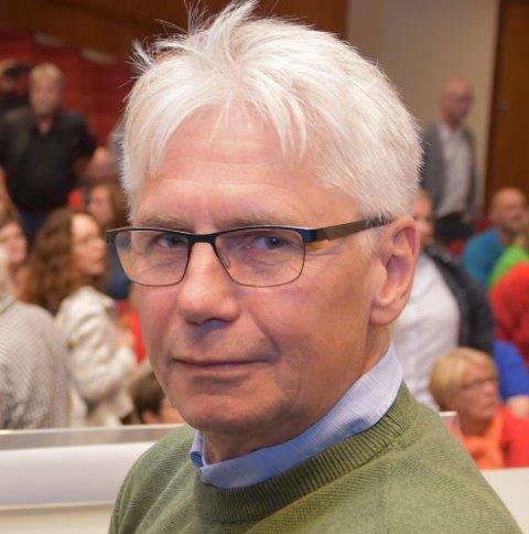 HELT SJEF: Erik Sletten (Sp).