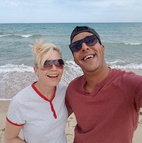 Marianne og Mohamed Abid giftet seg for fem år siden. Men kampen for et familieliv sammen i Norge drar ut, og det siste året med koronaviruset har gjort den enda vanskeligere. - Det er fortvilende, synes Marianne.