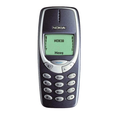 NYLANSERING: Nokia 3310 ble først lansert i september 2000, og ble en umiddelbar suksess. Nå er det duket for nylansering av klassikeren under Mobile World Congress i Barcelona i slutten av februar.  Foto: Nokia