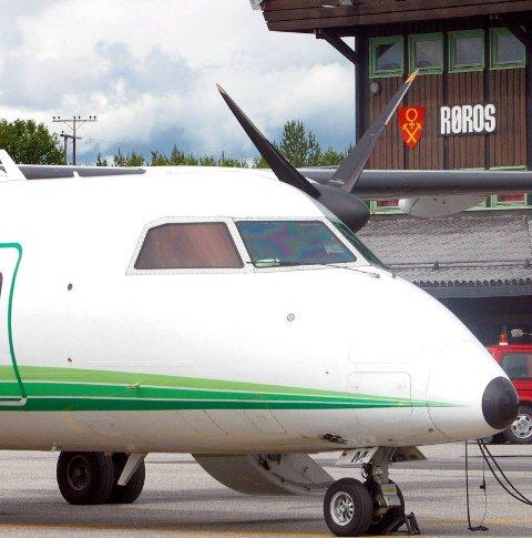 Widerøe har problemer med 12 av sine fly. Blant annet skal treff med fugl og lynnedslag være årsaken.
