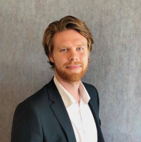 Administrerende direktør Lars Ove Løseth.