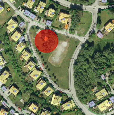 Naboer i dette området har mottatt et brev fra Bodø kommune, etter det ble oppdaget at noen har felt og beskåret trær uten tillatelse.