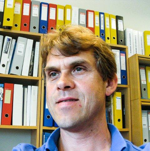 Frank Hvidsten.