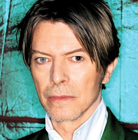 DØDE SØNDAG: David Bowie fikk nesten en 50 år lang karriere før han måtte gi tapt for kreften søndag etter 18 måneders kamp.
