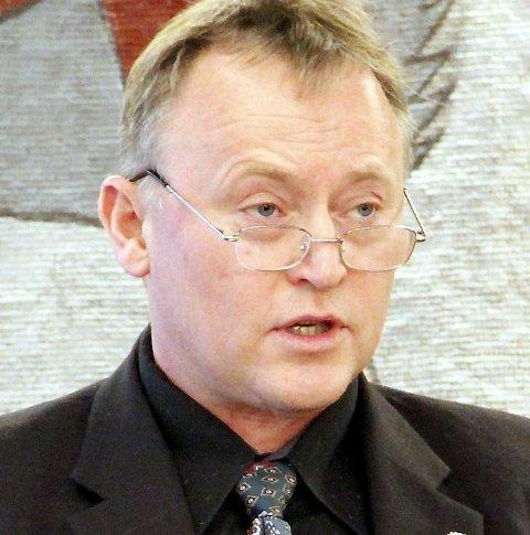 KUTT I LØNN: Sps Knut Gustav Woie foreslo å fryse ordførerens lønn og redusere varaordførerens stillingsprosent til 20 prosent. Han fikk ikke de andre partiene med seg på forslaget.