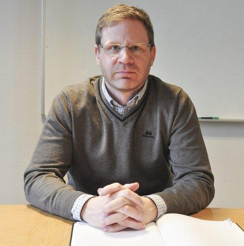 GJØR TILTAK: Kommunalsjef for undervisning og oppvekst, Kent-Arne Andreassen bekrefter til HA at barneverntjenesten får to nye årsverk umiddelbart.