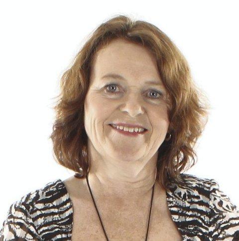 DEBUTERER: Sigrid Olsen har gitt ut sin første bok.