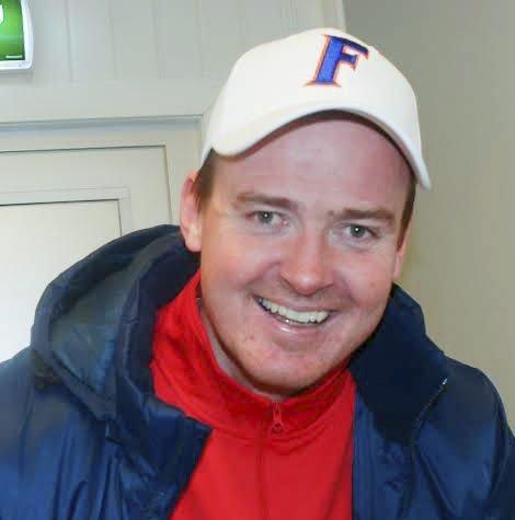 TV-kjendis Fredrik Larsen fra Blaker