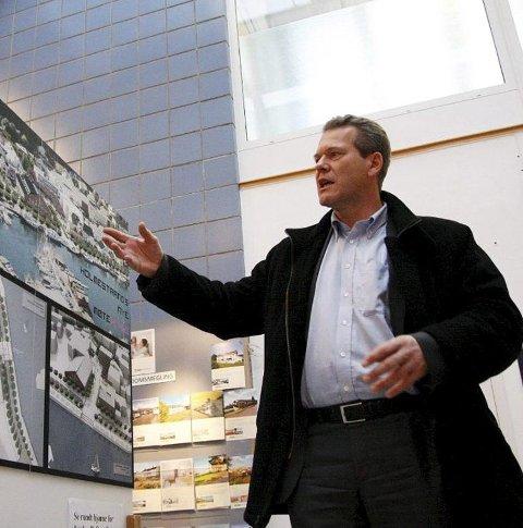 ENDRET SYN: Tidligere ordfører Alf Johan Svele (H). Arkivfoto